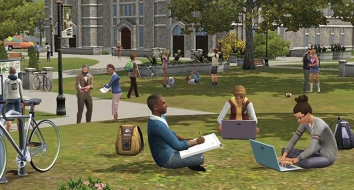 Источник: Sims 3 University Life / sims.fandom.com