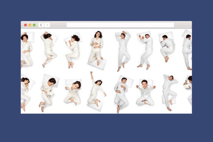 Как спят люди в разных странах