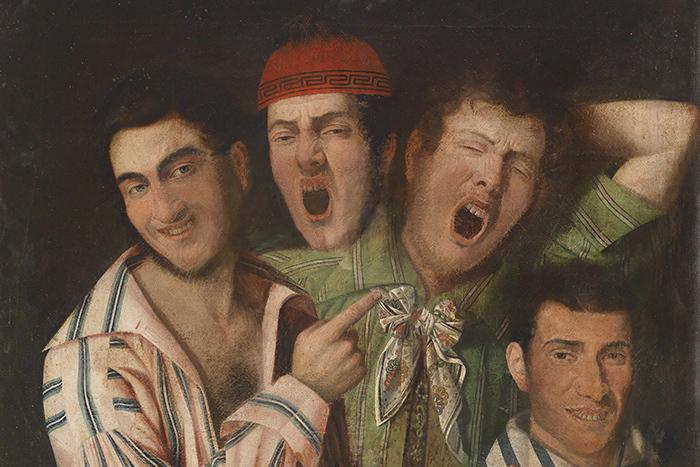 Лежат, зевают: как художники разных эпох и стилей изображали расслабленных людей