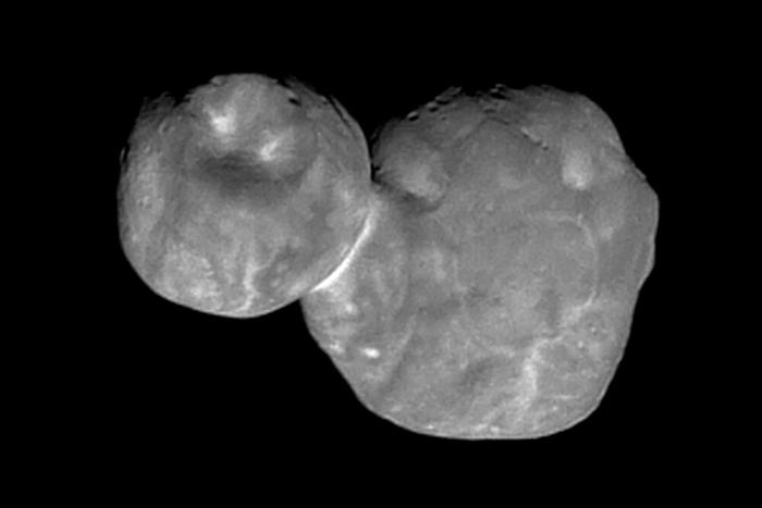 Ультима Туле. Источник: NASA / jpl.nasa.gov / f...