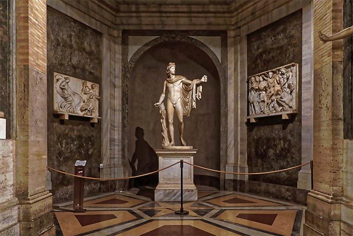 Подумаешь, Аполлон: кто сделал статую из частной коллекции символом западной цивилизации и образцом классического искусства