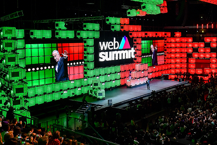 Экология и 5G: о чем говорили на Web Summit