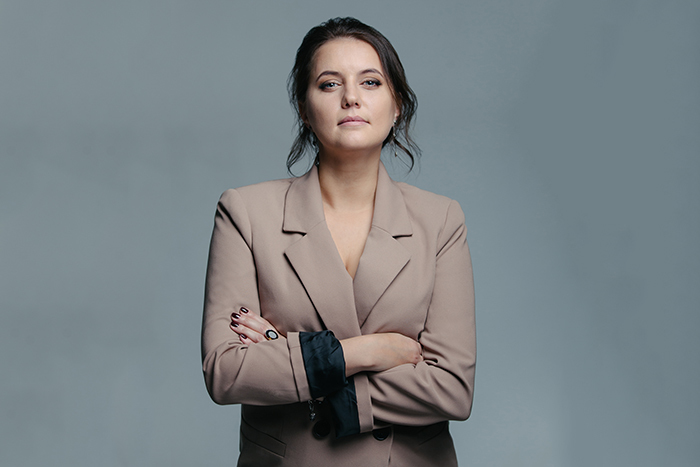 Надя Макова: «Если в вашей компании нет незаменимых людей, у вас нет будущего»