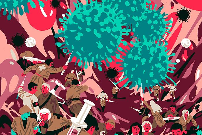 От холеры до коронавируса: как распространяются смертельные болезни