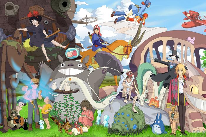 Что такое фильм студии Ghibli, а что им не считается?