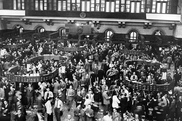 Экономические кризисы: история возрождения