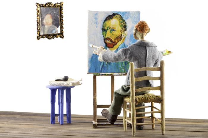 Пятничные диалоги у картин: Винсент Ван Гог, «Прогулка заключенных. Февраль»