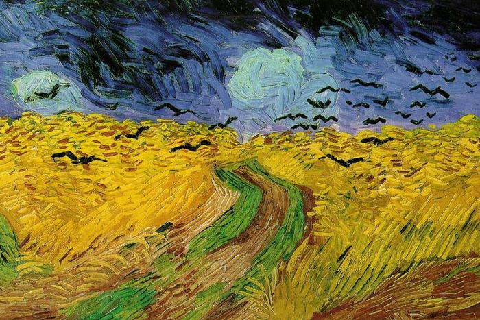 «Пшеничное поле своронами»