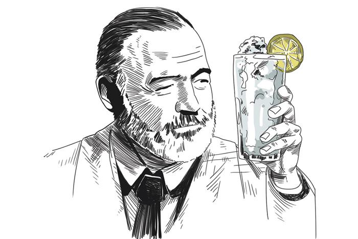 Великие писатели и напитки, которые их вдохновляли