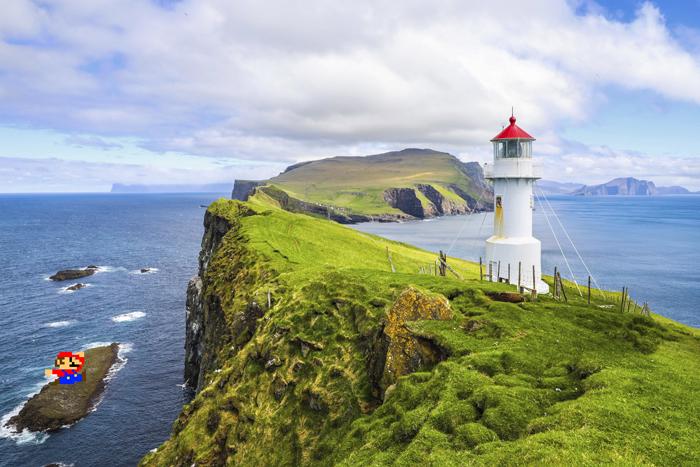 Управляемая экскурсия по Фарерским островам