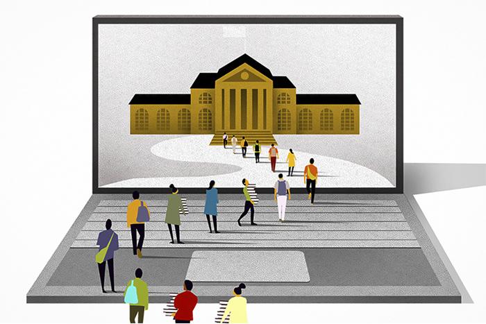 Как университет креативных индустрий Universal University живет и работает онлайн