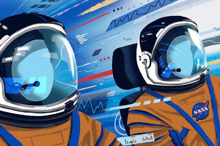 Космическая мода: эстетика скафандров