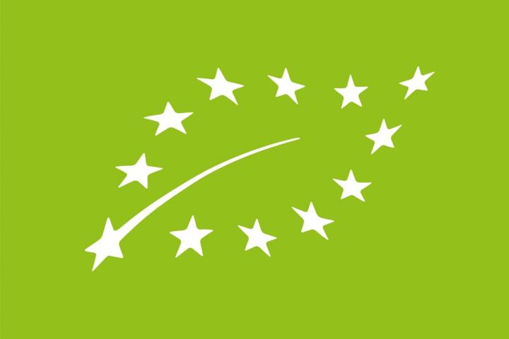Маркировка европейской сертификации органическо...