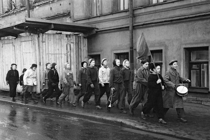 Игра в подполье: детские и подростковые тайные организации в СССР