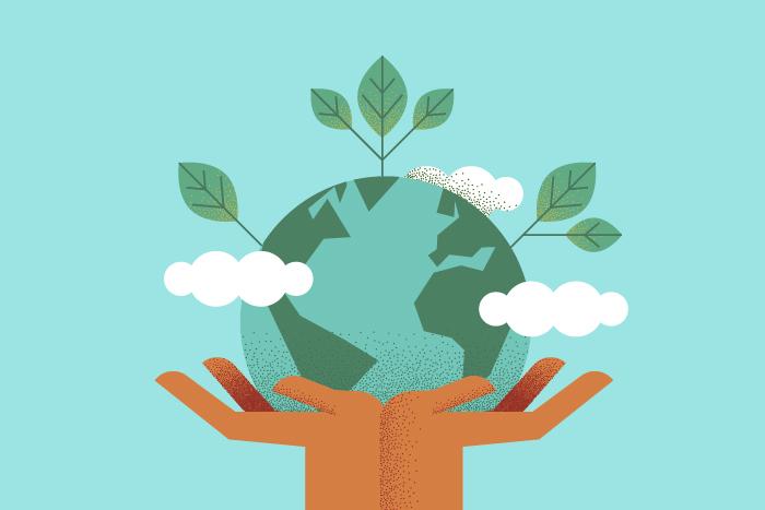 Как простыми действиями помочь окружающей среде