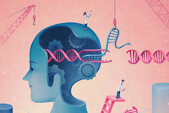 Как гены и нейромедиаторы делают нас счастливыми и заставляют страдать