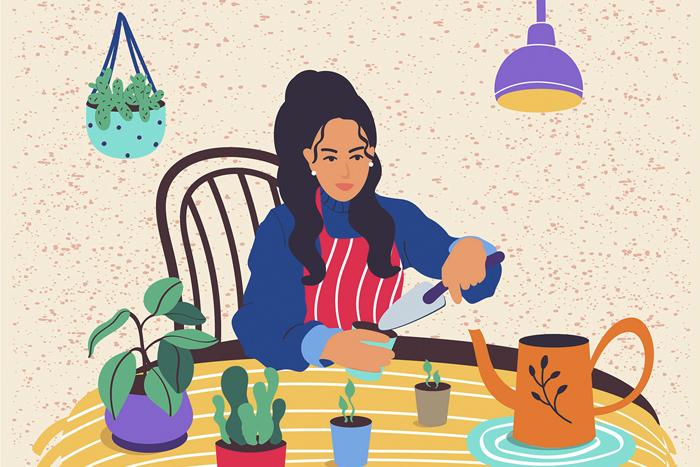 Ближе к природе: курсы по садоводству, флористике и ландшафтному дизайну