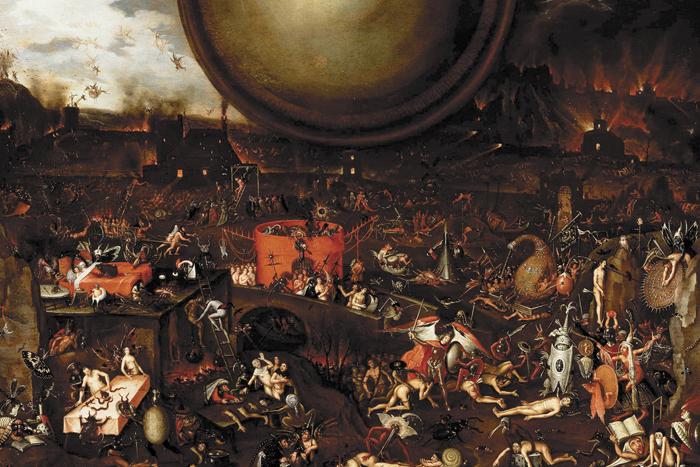 Апокалипсис в искусстве: «Откровение св. Иоанна Богослова» — самая загадочная и устрашающая часть Нового Завета