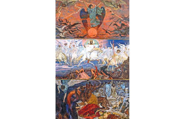 Виктор Васнецов. «Апокалипсис», 1887г.&nb...