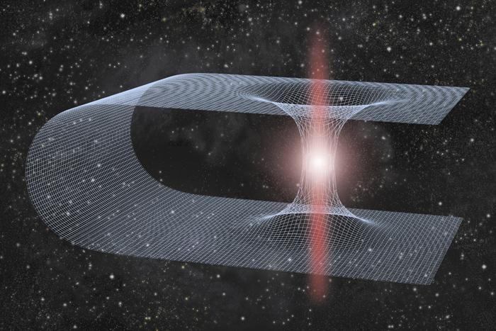 Что произойдет, если планеты попадут в Черную дыру
