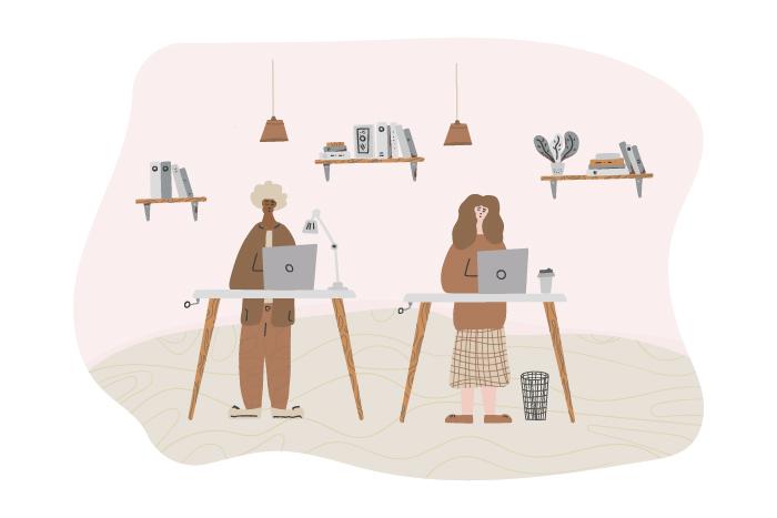 Идеальный офис: взгляд психолога, архитектора и «хозяюшки»