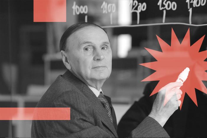 Лингвист в семье технарей: история Андрея Зализняка