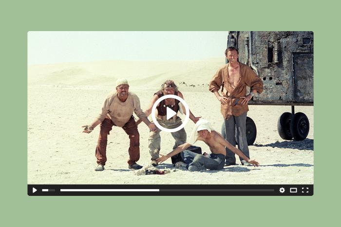 Пиросмани, «Кин-дза-дза!» и саперави: как развивался грузинский кинематограф