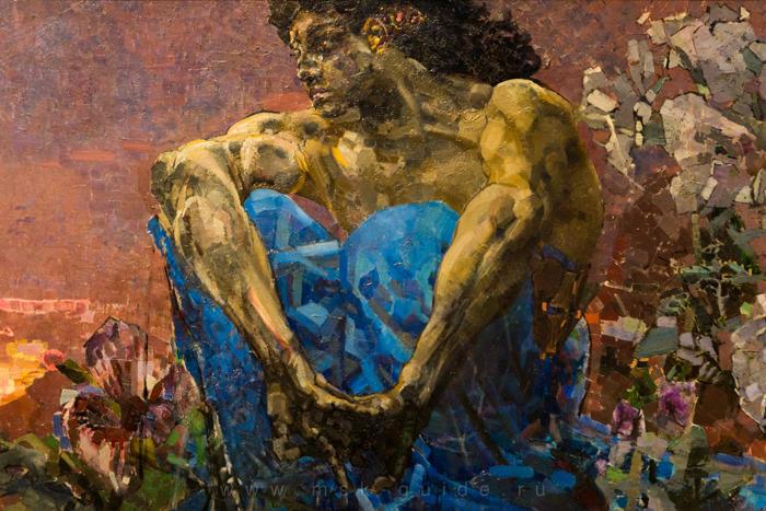 Вечный покой и бесконечное одиночество в творчестве великих художников