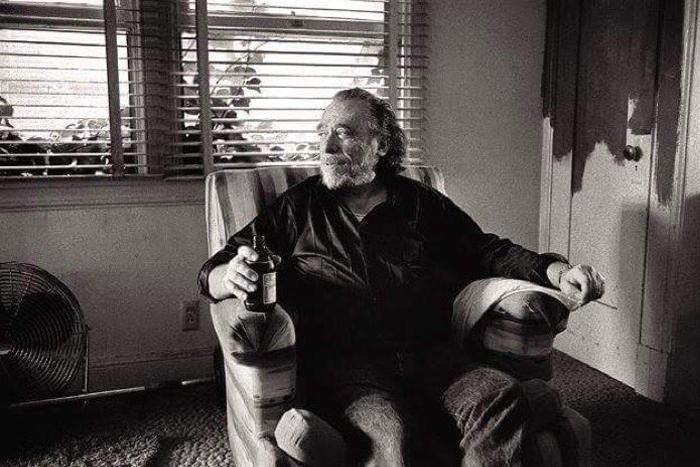 Чарльз Буковски: «Тяжелое пьянство — вторичный образ жизни»