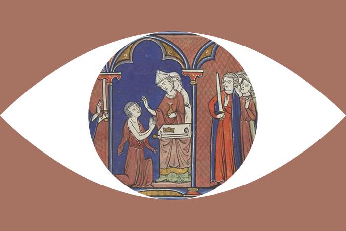 Необычные ритуалы и обряды в истории: на столп, через костер и в печь