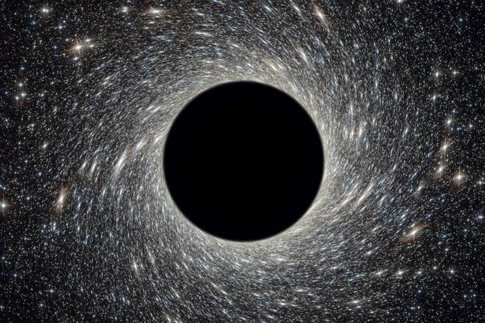 Что почитать о черных дырах