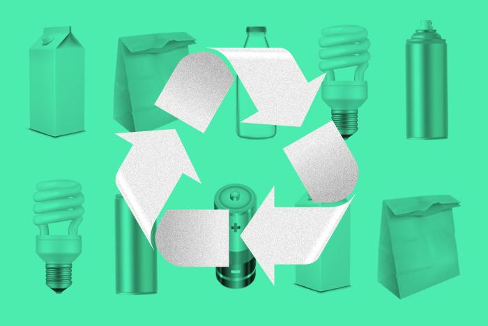 Умеете ли вы сортировать мусор?