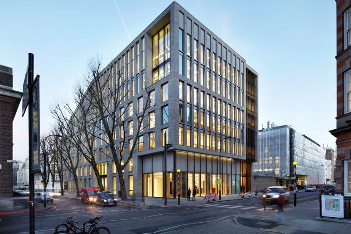 Архитектурная школа Barlett