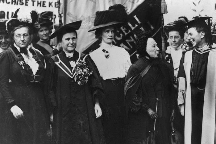 Хорошо забытое старое: женское движение Великобритании и его исторические корни