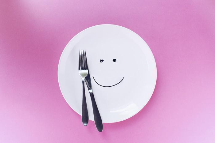 Чек-лист по изменению пищевых привычек