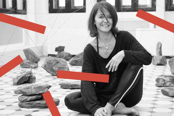 Катерина Чекина: из бизнес- и IT-консалтинга — в искусство