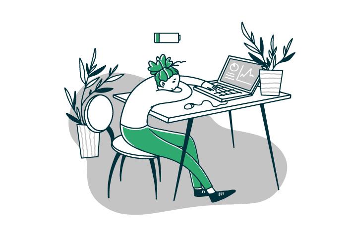 Ноль мотивации: как не перегореть на учебе