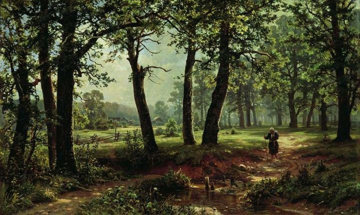 Иван Шишкин, «Летний день» (1891г.)