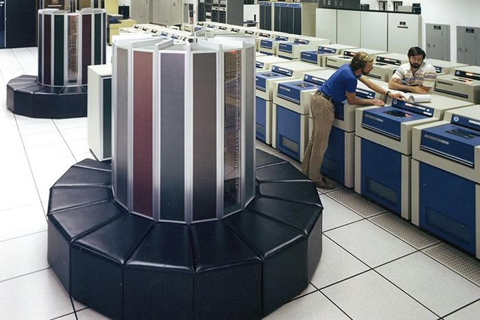 Суперкомпьютер Cray-1: дотого, какв...