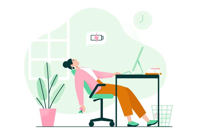 Засиделся: что такое презентеизм на работе и почему он не способствует продуктивности