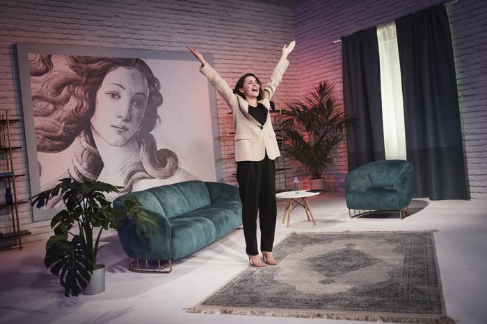 Марина Ментусова, создательница проекта // фото...