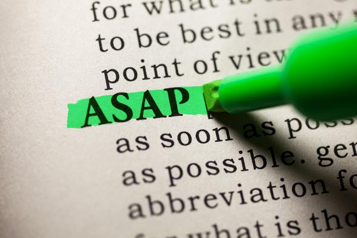 OFC ASAP: популярные сокращения в английском языке