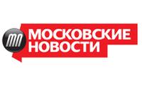 Газета «Московские новости»