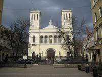 Церковь Святых Петра и Павла (Петрикирхе)