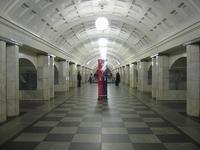 станция метро «Охотный ряд»