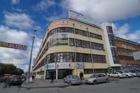 Дом печати (бывшее здание типографии Уральский Рабочий)