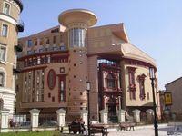 Станция метро Тургеневская, выход к театру Et Setera