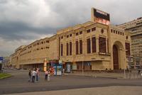 Станция метро «Тульская»