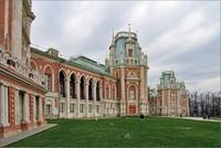 Большой дворец в дворцово-парковом ансамбле «Царицыно»