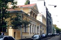 Дом Остроухова